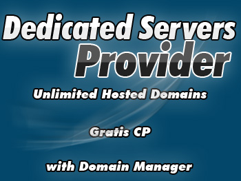 Popularly priced dedicated server hosting plans